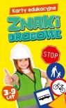 Karty edukacyjne Znaki drogowe