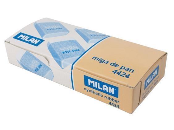 Gumka syntetyczna w kartonowej osł. 4424 MILAN, 45 szt.