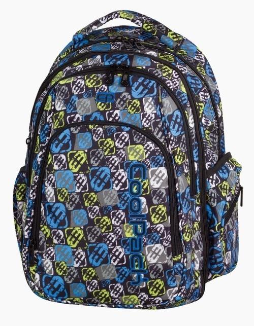 Plecak młodzieżowy CoolPack Maxi Signs 32L
