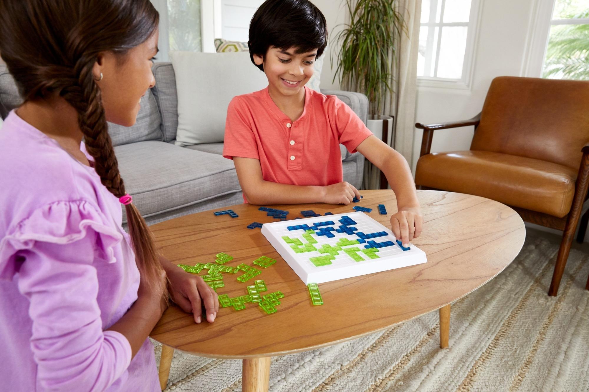 Blokus Junior. Gra strategiczna dla dzieci (GKF59)