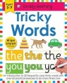 Tricky WordsWipe Clean Workbook Priddy Roger