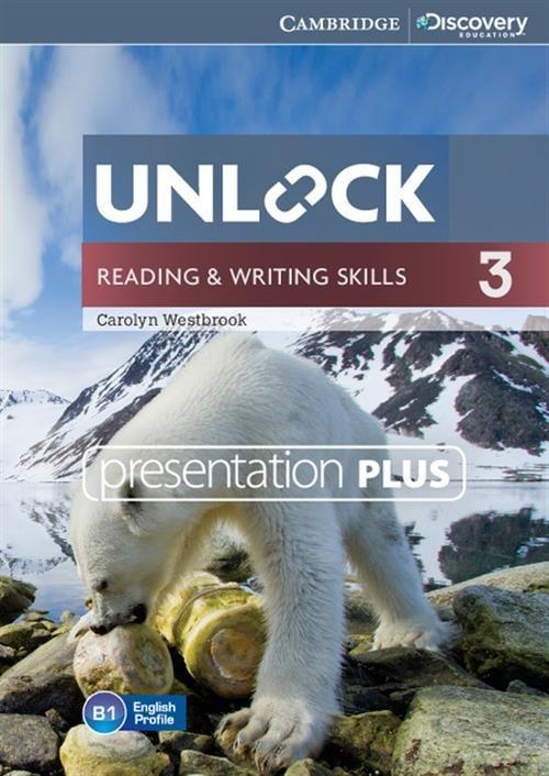 Unlock 3 Reading and Writing Skills Presentation Plus DVD - Westbrook Carolyn
