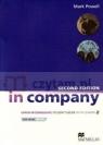 In Company 2ed Upper-Intermediate SB +CDR Mark Powell