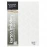 Papier ozdobny (wizytówkowy) Galeria Papieru glamour biały 230g 20 arkuszy A4 - biały 230 g (204903)