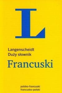 Langenscheidt Duży słownik Francuski praca zbiorowa