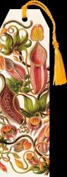 Zakładka 24 ze wstążką Egzotyczne kwiaty