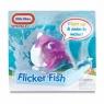 Świecąca rybka do kąpieli Sparkle Bay Flicker Fish fioletowa  (638008/638244m)