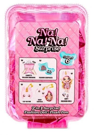 Na! Na! Na! Surprise Pom Doll