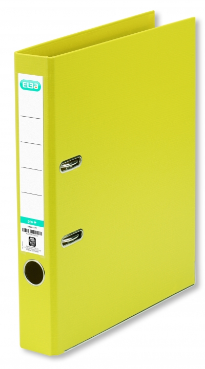 Segregator Elba Pro+ 5 cm żółty