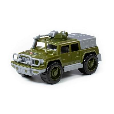 Samochód Polesie jeep wojskowy Zwiadowca (79244)