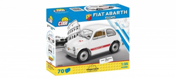 Cars 1965 Fiat Abarth 595 (24524)