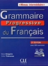 Grammaire progressive du Francais intermediaire 3ed Książka + CD