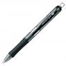 Długopis żelowy Uni UMN-152 czarno-srebrny .