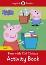 Peppa Pig: Fun with Old Things Activity Book