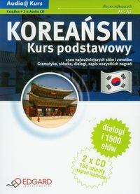 Koreański Kurs podstawowy z płytą CD Niepla Paweł