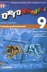 Ortograffiti 9 Zeszyt ćwiczeń Ćwiczenia grafomotoryczne
