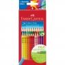 Kredki Grip 24 kolory Faber-Castell (FC112424)