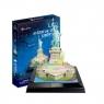 Puzzle 3D: LED - Statua Wolności (306-20505)