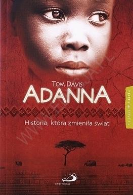 Adanna. Historia, która zmieniła świat Tom Davis