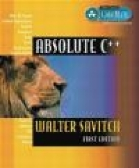 Absolute C++ CodeMate Enhanced Edition Walter J. Savitch, W Savitch