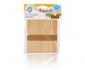 Patyczki drewniane 50szt - Sosnowy pomost
