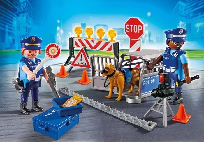 Blokada policyjna (6924)