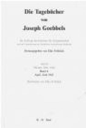 Tagebucher Goebb.II/4 Bd