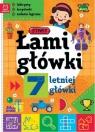 Łamigłówki 7-letniej główki Labirynty krzyżówki zadania logiczne