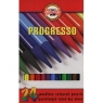 Kredki Progresso 8758, 24 kolory (5625)