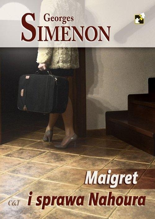 Maigret i sprawa Nahoura Simenon Georges