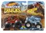 Hot Wheels Monster Trucks: Pojazdy 2-pak - Scorcher vs 32 Degrees