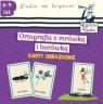 Kapitan Nauka. Karty obrazkowe - Ortografia z mrówką i borówką