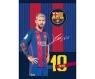 Zeszyt MO A5 32k kratka  FC Barcelona