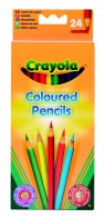 Kredki ołówkowe Crayola 24 sztuk