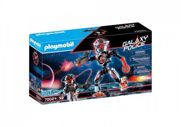 Galaxy Robot piratów (70024)