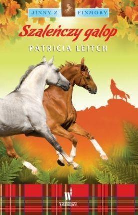 Szaleńczy galop Jinny z Finmory 5 Leitch Patricia
