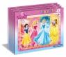 Puzzle ramkowe 15: Księżniczki mix