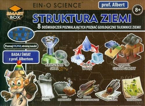 Profesor Albert Struktura ziemi