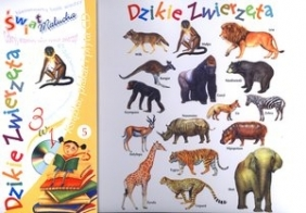 Świat malucha 6 Dzikie zwierzęta