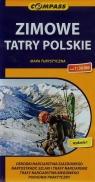 Zimowe Tatry Polskie mapa turystyczna 1:30 000