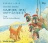 Najpiękniejsze mity greckie  (Audiobook)