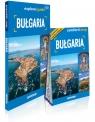 Bułgaria 2w1: przewodnik light + mapa explore guide! light Flaczyńska Malwina, Flaczyński Artur