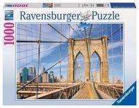Puzzle Widok na Most Brooklyński 1000 elementów (194247)