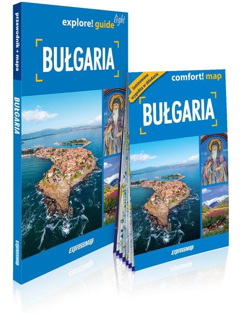 Bułgaria 2w1: przewodnik light + mapa Flaczyńska Malwina, Flaczyński Artur
