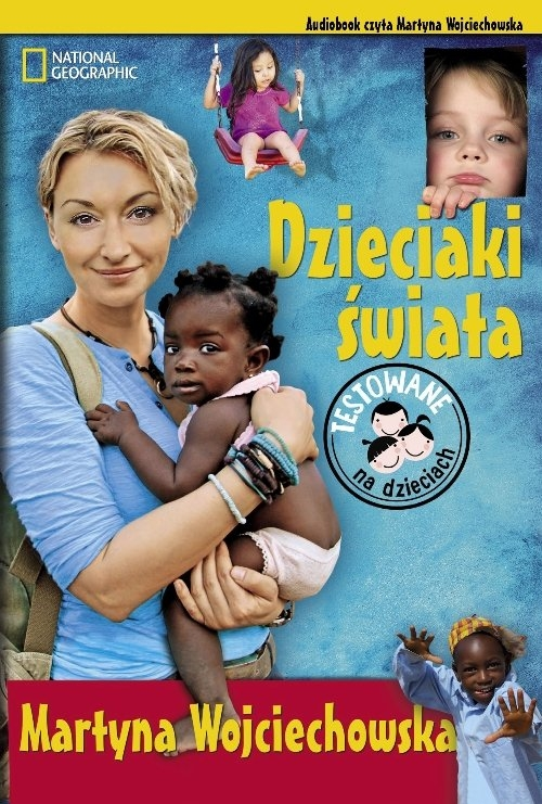 Dzieciaki świata (audiobook) (Audiobook) Wojciechowska Martyna