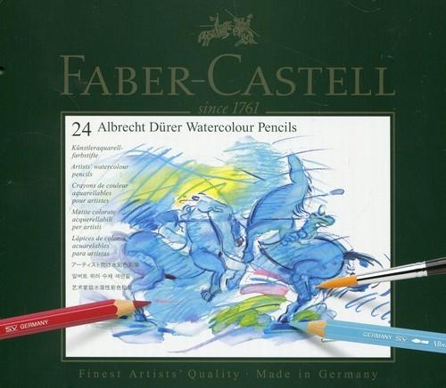 Kredki Albrecht Durer 24 kolory w metalowej kasetce (117524)