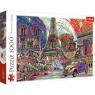 Puzzle 1000: Kolory Paryża (10524)