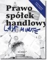 Last Minute Prawo Spółek Handlowych 2018