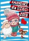 Kalendarz 2019 Ścienny dla dzieci