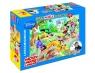 Puzzle dwustrone maxi Myszka Miki i przyjaciele 108 (304-37247)